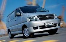 Toyota Hiace 4x4 Lang