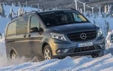 Mercedes Benz Vito 4x4 Lang