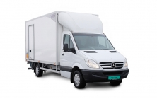 Mercedes Benz Sprinter Skap